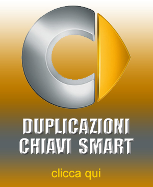 Duplicazione chiavi Smart Padova